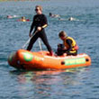 Fun for young and old on the water